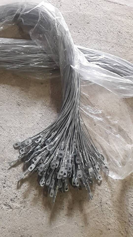 ZINC HEAD WIRE ROPE