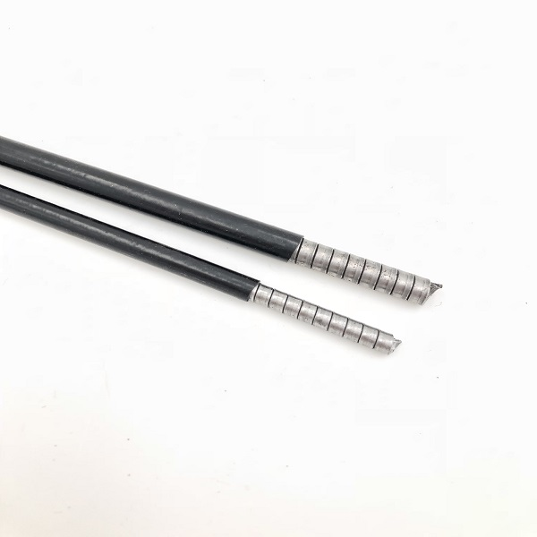 PVC COATED STEEL SPIRAL BRAKE CABLE OUTER CASINGS