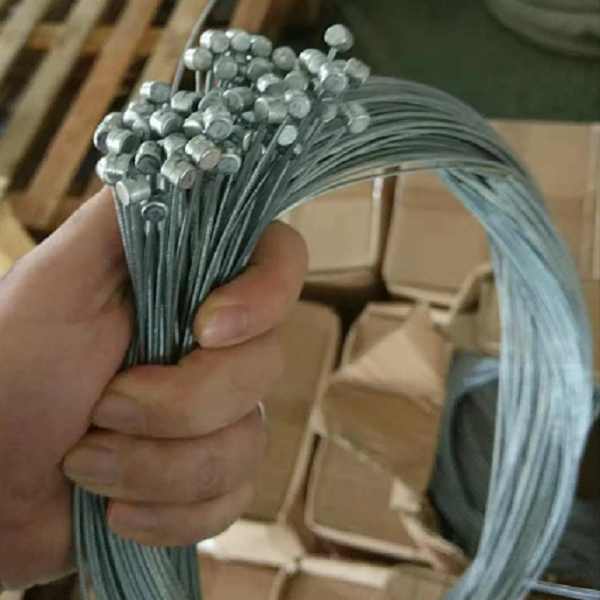 HIGH QULITY ZINC HEAD WIRE ROPE