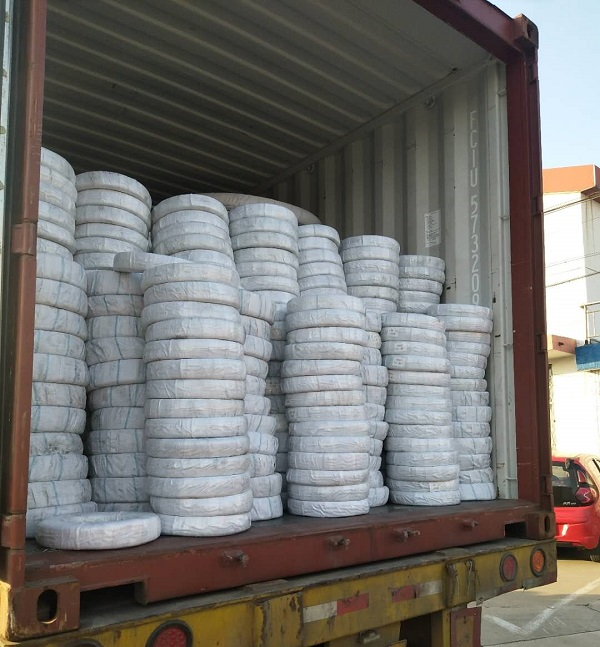 7-19 GALVANIZED STEEL WIRE ROPE