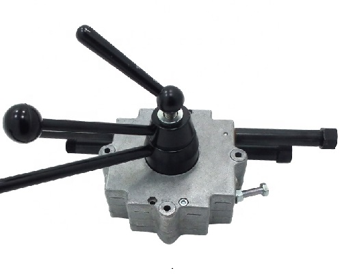 Push Pull Control Lever  Mixer truck Throttle and Shift Control